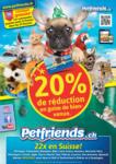 Petfriends.ch Offres Petfriends - bis 10.06.2021