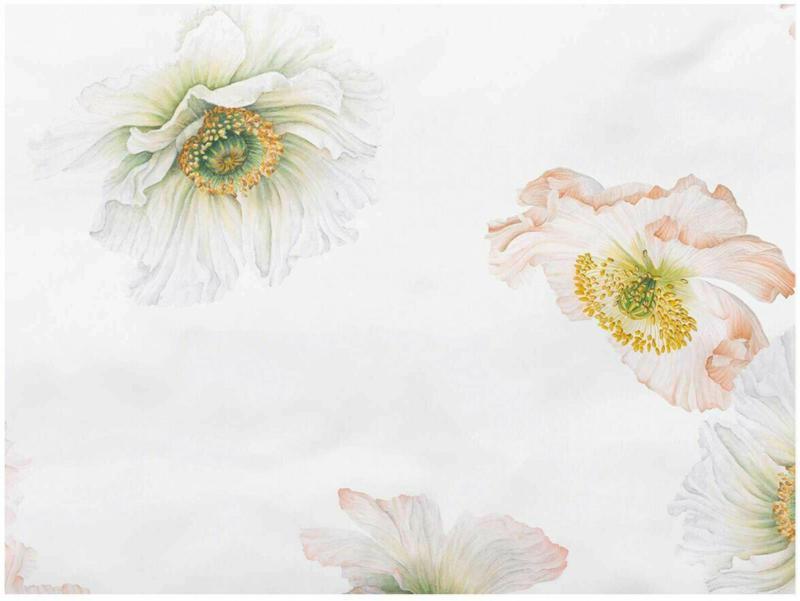 Duvetbezug Poppy-Noblesse Blanc