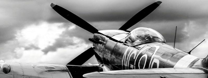 Bild Propeller Flugzeug