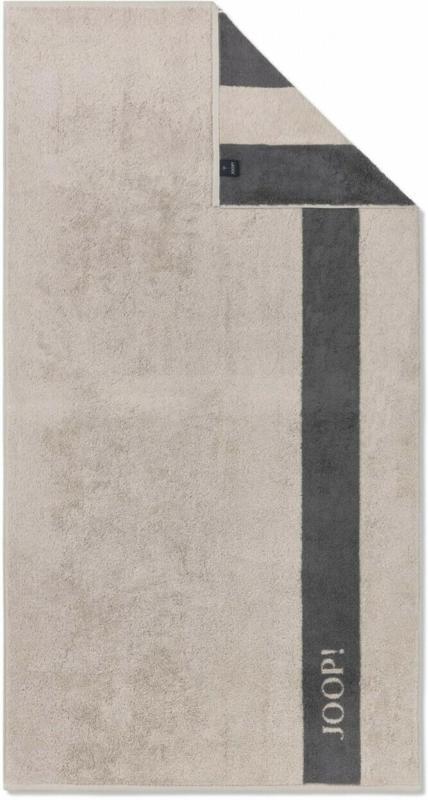 Duschtuch Infinity Doubleface Sand B: 80 cm