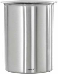 Flaschenkühler Lounge Inox Silber
