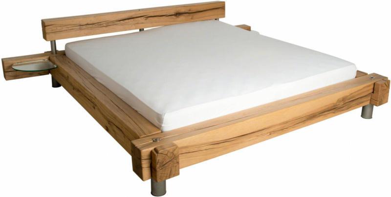 Balkenbett Das Bett