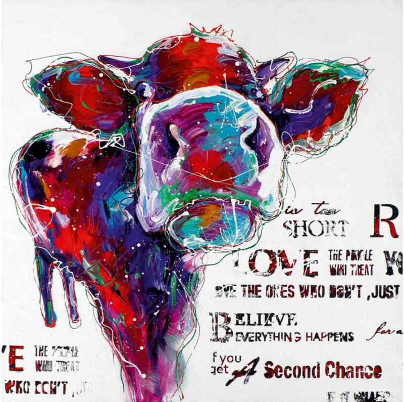Bild Cow Friend
