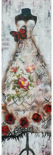 Bild Blumenmädchen