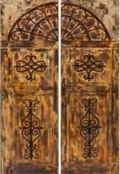 Bild Holztür