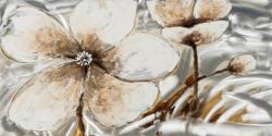 Bild Blumentraum in Gold