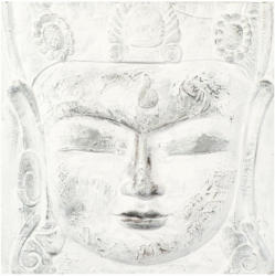 Bild White Buddha