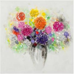 Bild Bunter Blumenstrauss