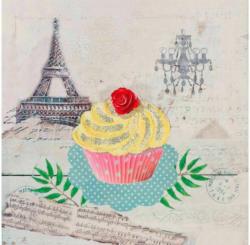 Bild Zitronen-Cupcake