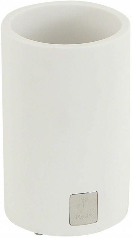 Mehrzweckbehälter Polyresin Weiss H: 11 cm