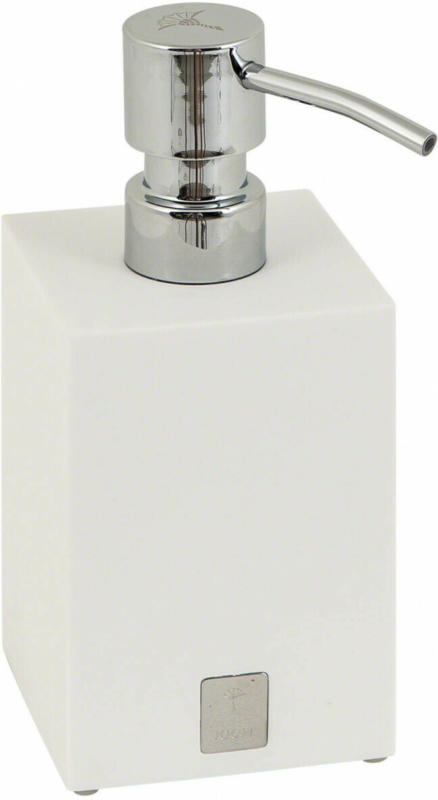 Seifenspender Polyresin H: 17 cm