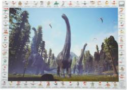 Schreibunterlage Dino