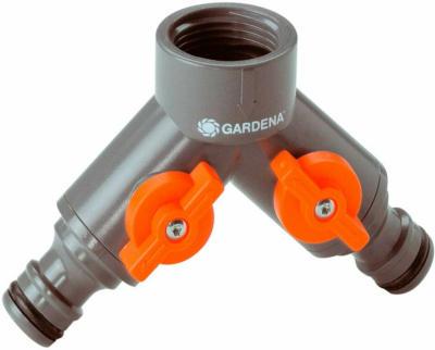 "Gardena 2-Wege-Ventil 26,5 mm (G 3/4"")"