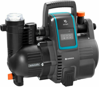Gardena Hauswasserautomat smart Pressure Pump via App/Tablet steuerbar