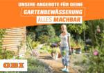 OBI OBI: Gartenbewässerung - bis 31.07.2021