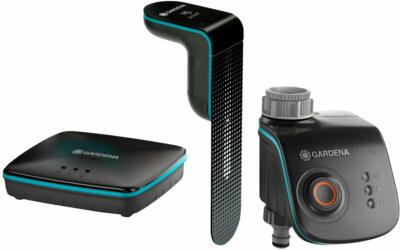 Gardena Bewässerungssteuerung Smart Sensor Control Set