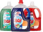 Produits de lessive Total, 5 litres