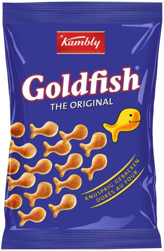 Kambly Goldfish the original 160g -