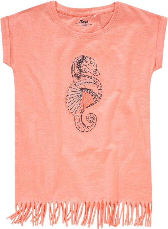 Mädchen T-Shirt mit Seepferdchen-Motiv (Nur online)