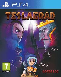 Teslagrad - [PlayStation 4]