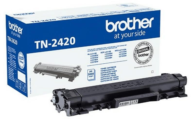 Tonerpatrone TN-2420, schwarz
