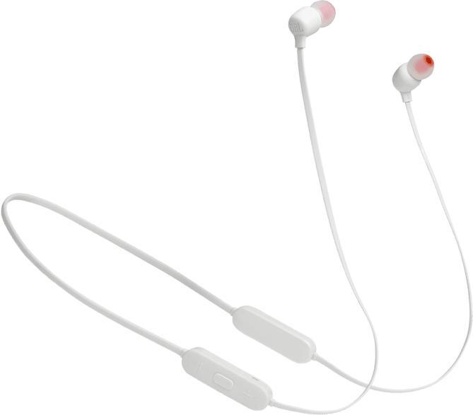 Bluetooth Kopfhörer Tune 125BT, weiß