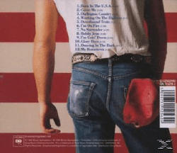 Bruce Springsteen - BORN IN THE U.S.A. [CD]