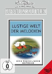LUSTIGE WELT DER MELODIEN [DVD]