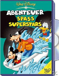 Abenteuer, Spaß, Superstars [DVD]