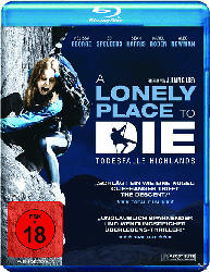 LONELY PLACE TO DIE [Blu-ray]