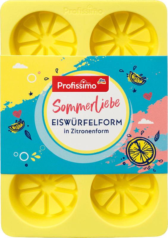 Profissimo Eiswürfelform Zitrone