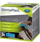 BENU Bornand Dermaplast Active kinesiotape 5cmx5m blau 1 Stück