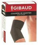 BENU Rex Gibaud Coudière maintien anatomique Gr1 22-25cm noir 1 pièce(s)