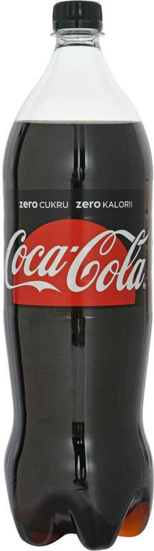 Coca-Cola Zero 6 x 1,5 Liter -