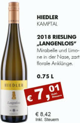 Riesling Langenlois