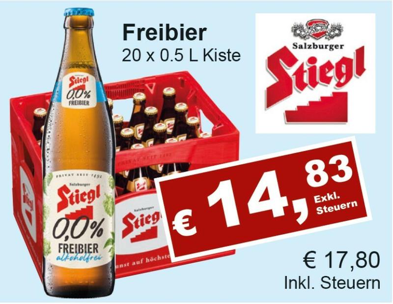 Stiegl Freibier