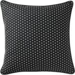 IKEA Haid IKEA MALINMARIA Kissen - dunkelgrau/weiß Punkte - bis 21.06.2021