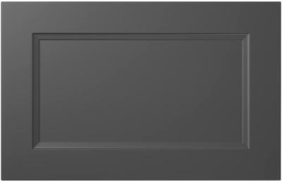 IKEA RIDDARE Tür/Schubladenfront - dunkelgrau