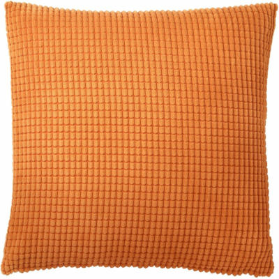 IKEA GULLKLOCKA Kissenbezug - orange