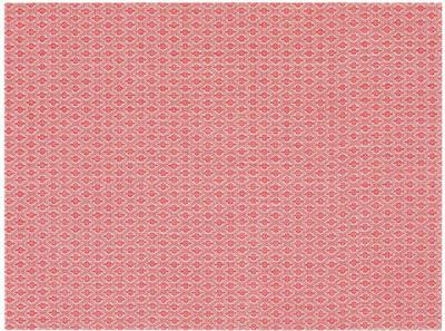 IKEA GALLRA Tischset - rot/gemustert