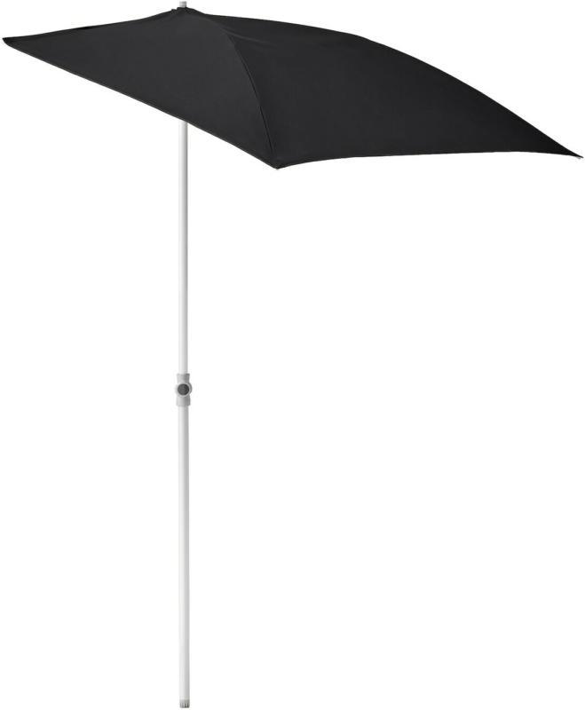 IKEA FLISÖ Sonnenschirm - schwarz