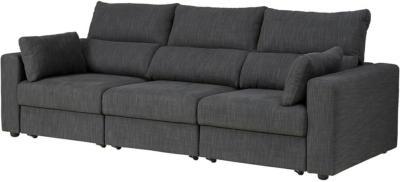 IKEA ESKILSTUNA 3er-Sofa - Hillared anthrazit