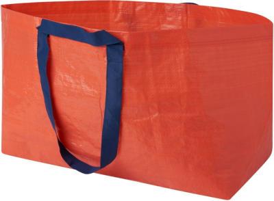 IKEA SLUKIS Tasche groß - orange
