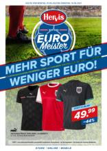 Hervis - Mehr Sport für weniger Euro!
