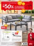 XXXLutz Liezen - Ihr Möbelhaus in Liezen XXXLutz Flugblatt - Gartenmöbel Saisonabverkauf - bis 19.06.2021