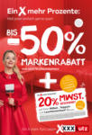 XXXLutz Bludenz - Ihr Möbelhaus in Bludenz XXXLutz Flugblatt - Ein X mehr Prozente - bis 22.06.2021