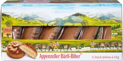 Bärli-Biber appenzellois, fourré, 6 x 43 g