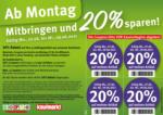 Feneberg Feneberg: Mitbringen und 20% sparen! - bis 09.06.2021