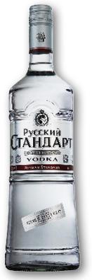 RUSSIAN STANDARD PLATINUM 40% 1L