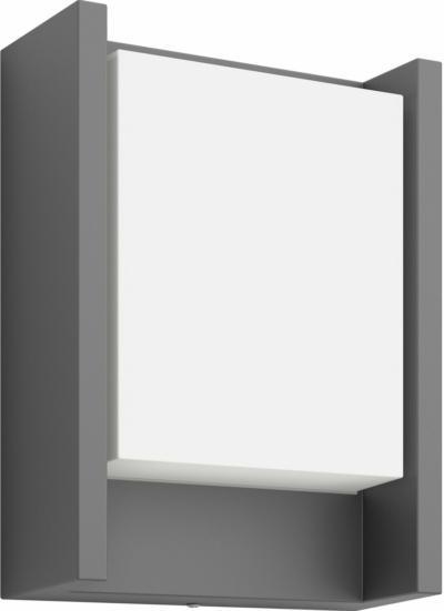 Philips LED-Außenwandleuchte Arbour Anthrazit